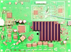 PCB front side